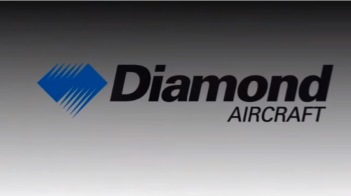 Diamond Aircraft flying VisionMap A3